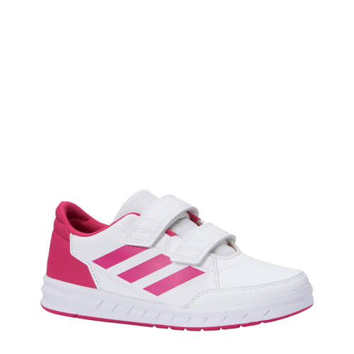 AltaSport CF K sportschoenen wit-roze