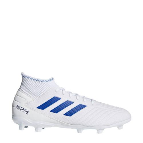 adidas performance Predator 19.3 FG voetbalschoenen wit