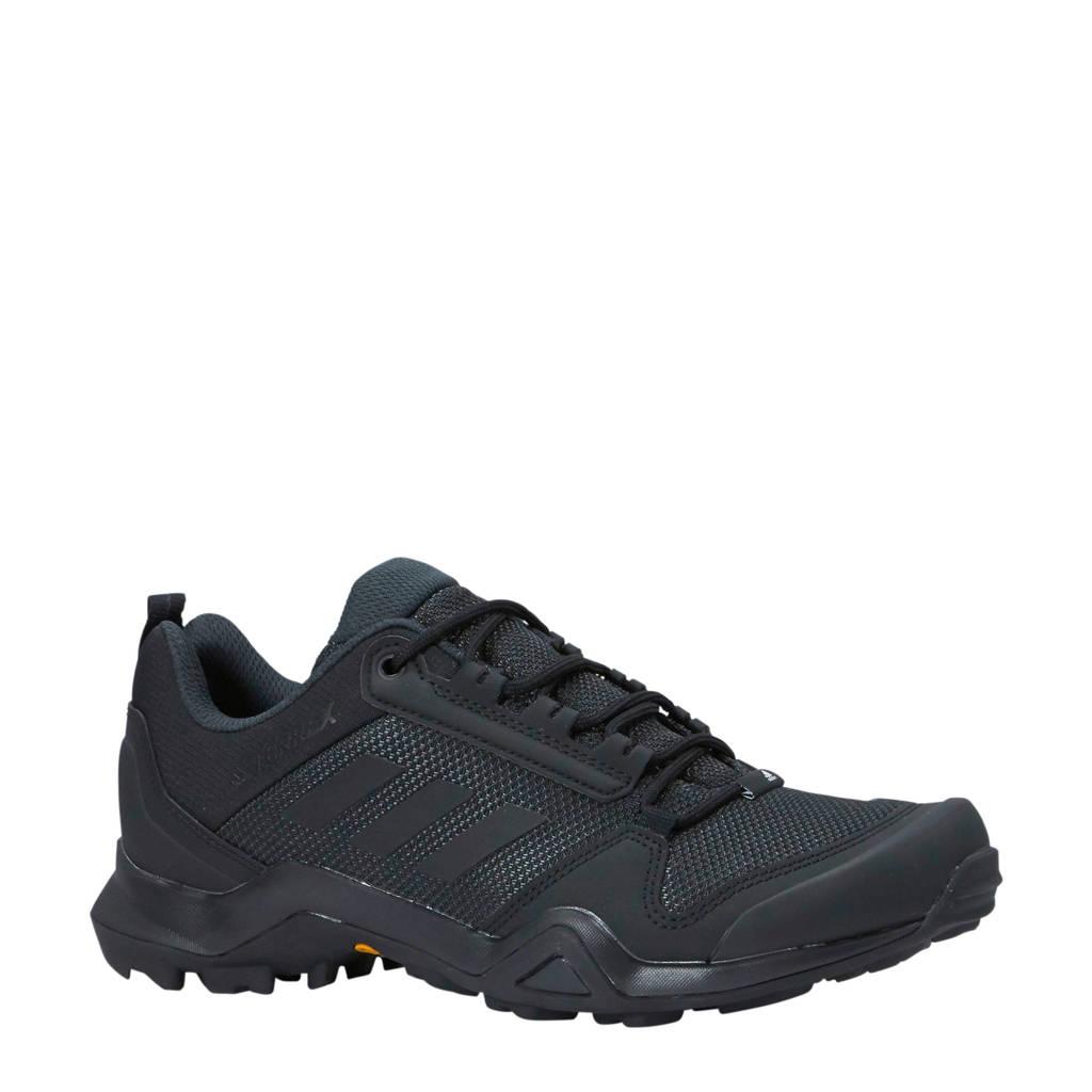 adidas performance  Terrex AX3 outdoor schoenen zwart, Zwart/antraciet