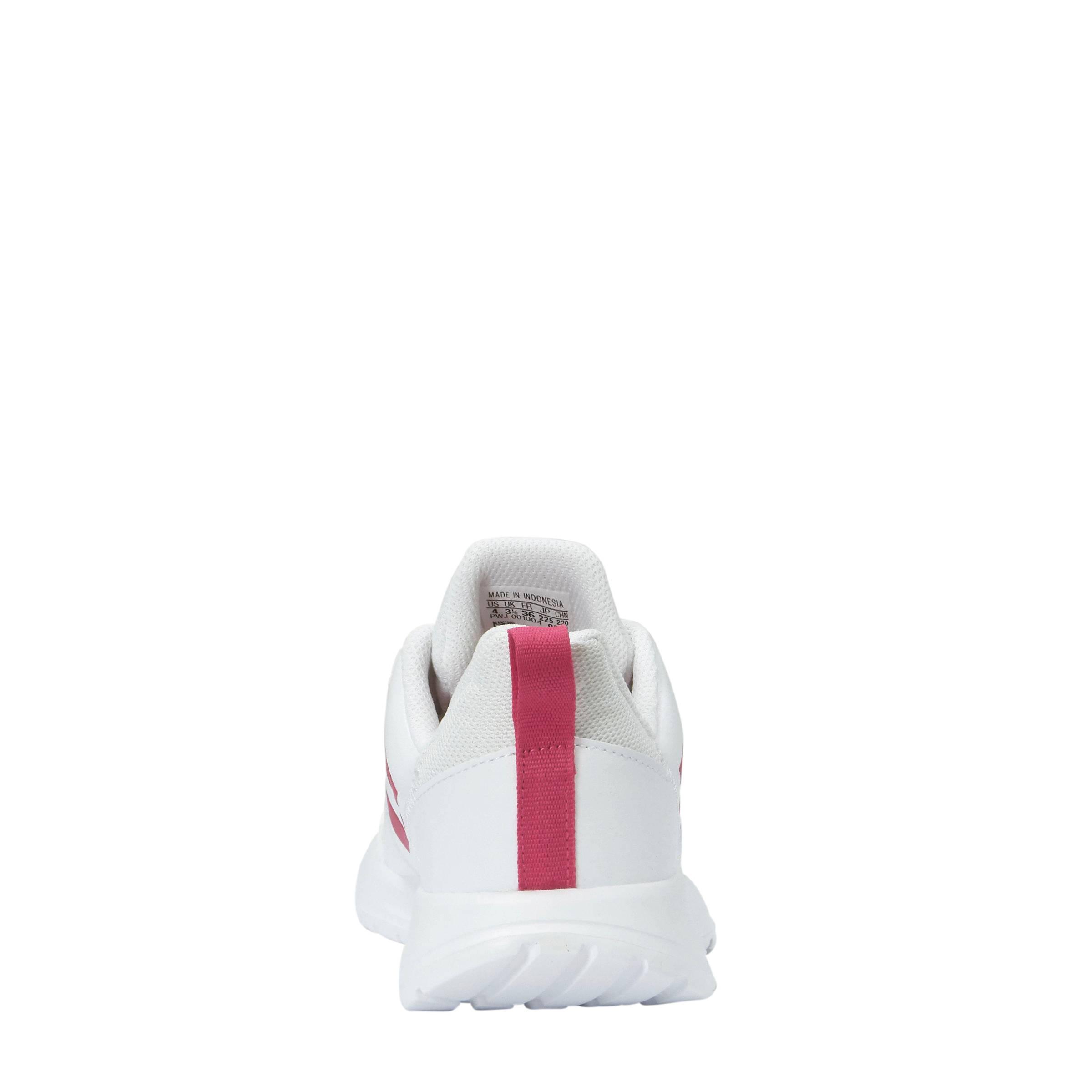 new style f9ff0 1389a adidas performance AltaRun K sportschoenen witroze  wehkamp
