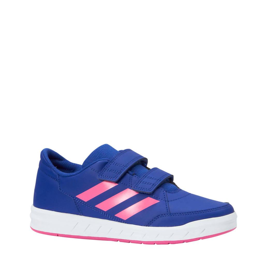 adidas performance AltaSport CF K sportschoenen blauw/roze, Blauw/roze