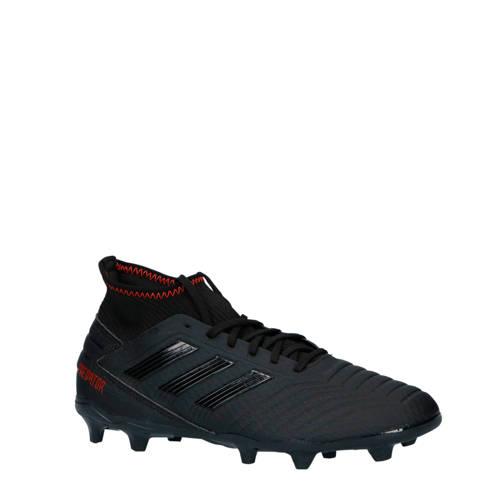 adidas performance Predator 19.3 FG voetbalschoenen zwart kopen