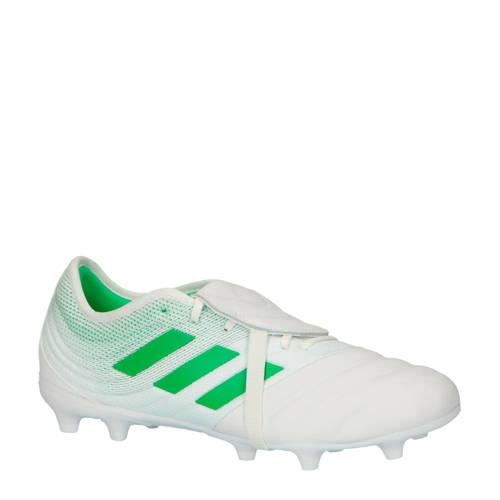 adidas performance voetbalschoenen Copa Gloro 19.2 FG wit-groen