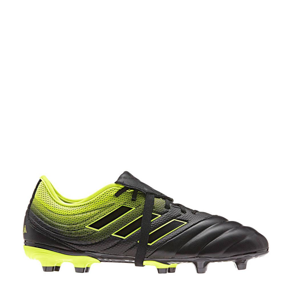 adidas performance voetbalschoenen Copa Gloro 19.2 FG wit/rood, Zwart/geel