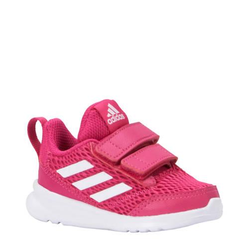 AltaRun CF K sportschoenen roze-wit