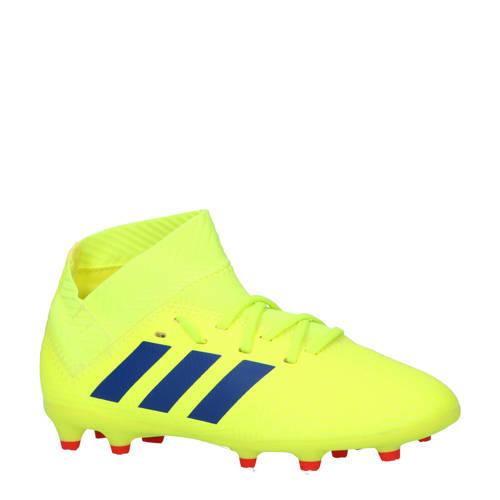 adidas performance Nemeziz 18.3 FG voetbalschoenen geel