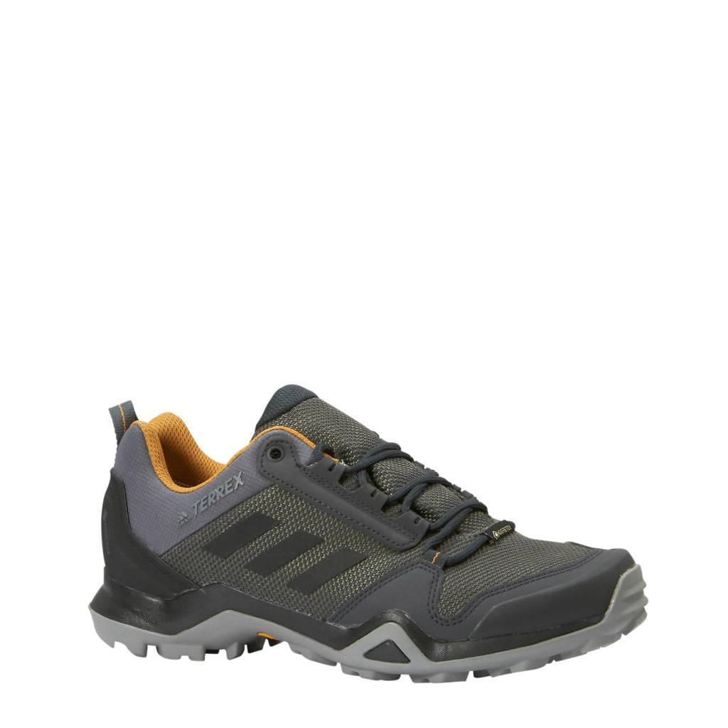adidas performance  Terrex AX3 GTX outdoor schoenen antraciet, Grijs