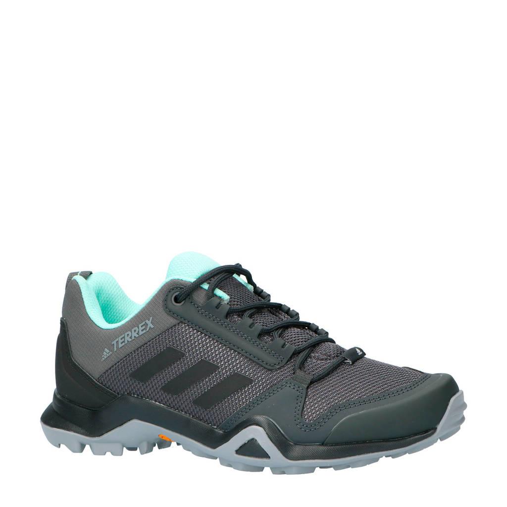 adidas performance  Terrex AX3 W outdoor schoenen antraciet, Antraciet/grijs