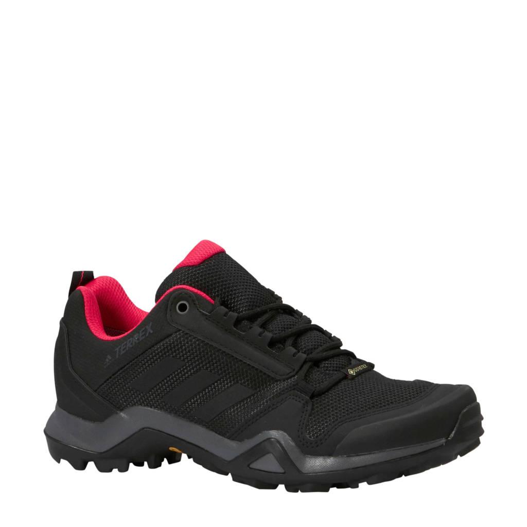 adidas performance  Terrex AX3 GTX outdoor schoenen antraciet/fuchsia, Antraciet/fuchsia