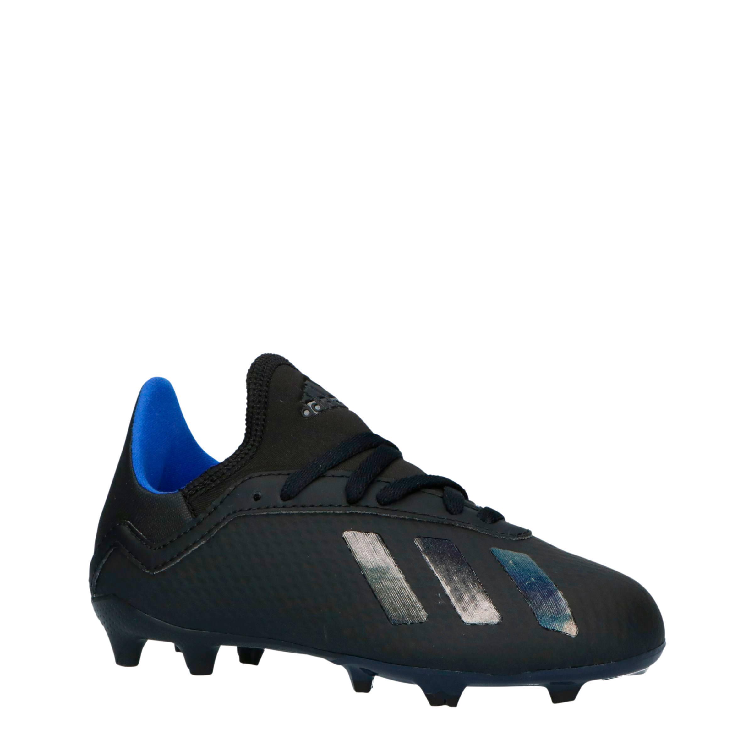 ZwartblauwWehkamp X Adidas Voetbalschoenen Fg Performance 3 J 18 R35LAq4j