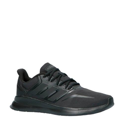 adidas performance Runfalcon hardloopschoenen zwart