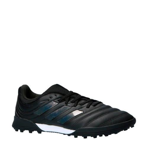 adidas performance Copa 19.3 TF voetbalschoenen zwart-wit