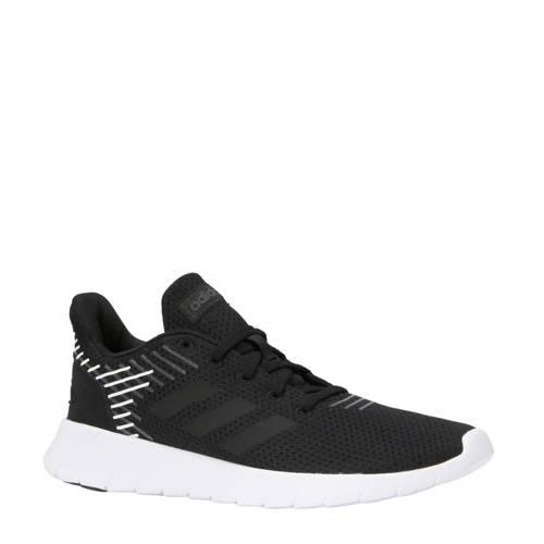 Asweerun hardloopschoenen Zwart-wit