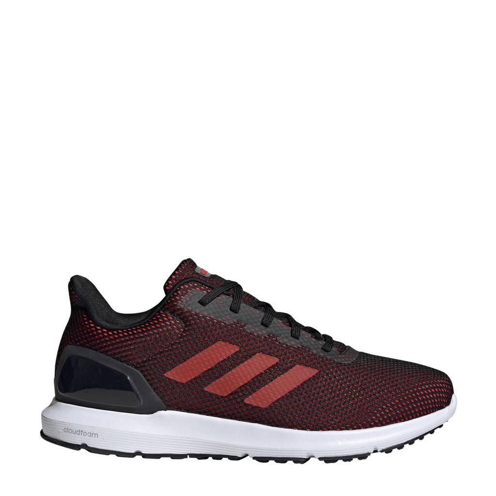 adidas performance   Cosmic 2 hardloopschoenen, Zwart/rood