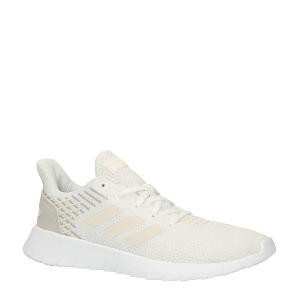 adidas Performance   Asweerun hardloopschoenen wit, Off White, Dames