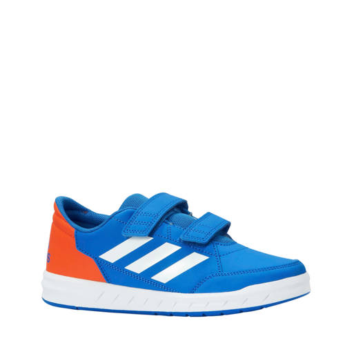 sportschoenen AltaSport CF K kobaltblauw-rood