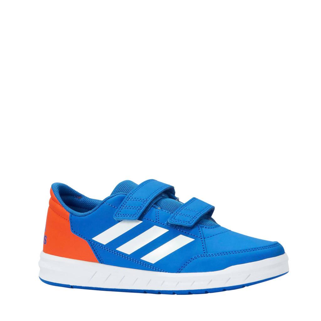 adidas performance kids sportschoenen AltaSport CF K kobaltblauw/rood, Kobaltblauw/rood/wit