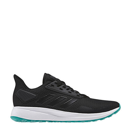 adidas performance Duramo 9 hardloopschoenen zwart