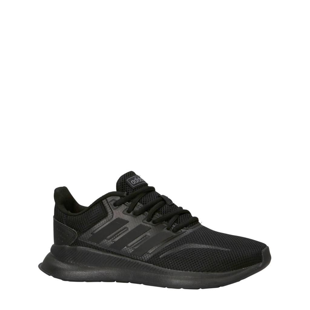 adidas performance Runfalcon hardloopschoenen, Zwart