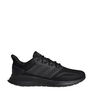 Runfalcon hardloopschoenen zwart