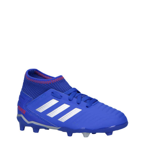 adidas performance Predator 19.3 FG J voetbalschoenen rood