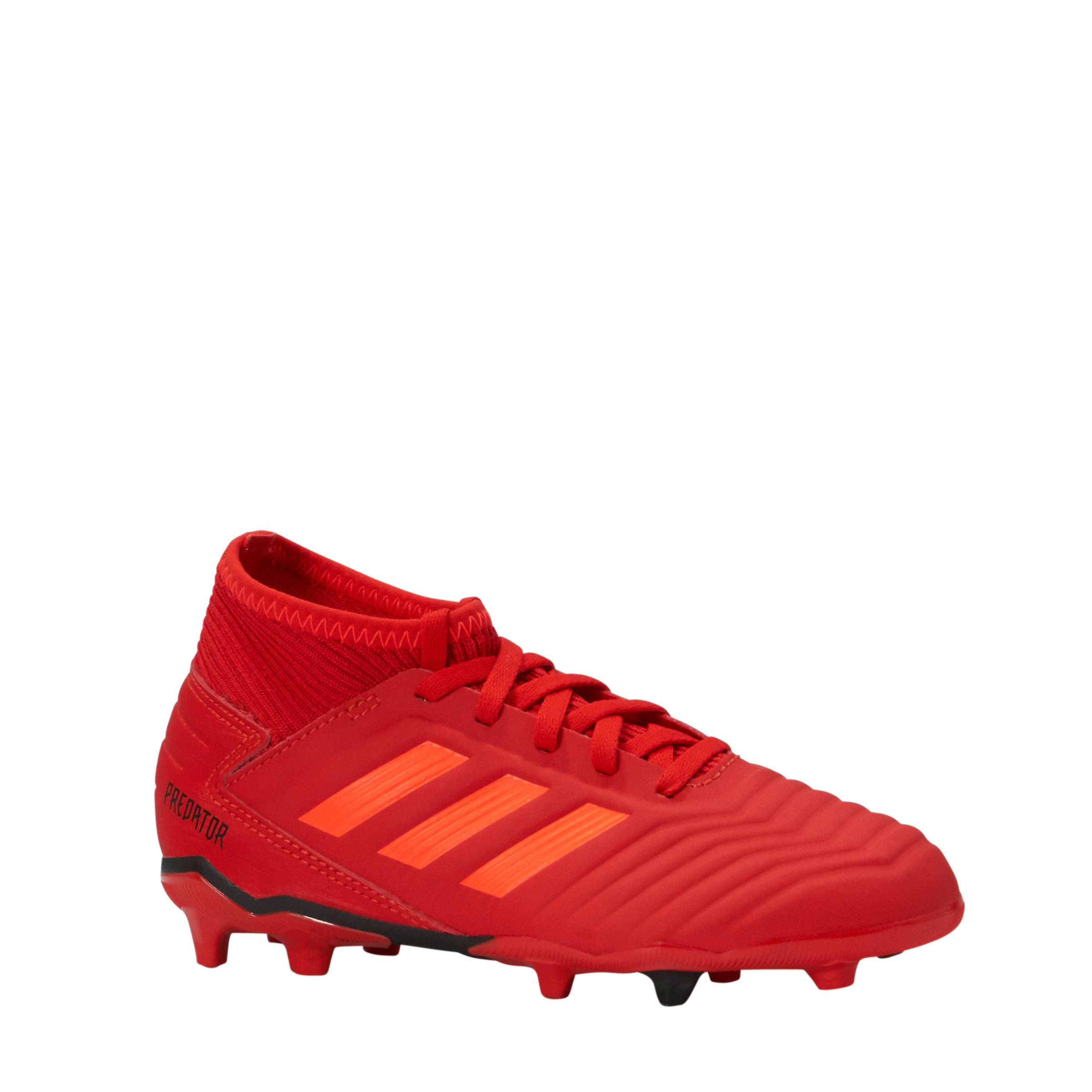 save off 6e9dc c4ee7 adidas performance Predator 19.3 FG J voetbalschoenen rood