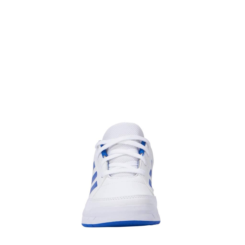 8acf21e073f adidas performance kids AltaSport sportschoenen wit/blauw, Wit/blauw