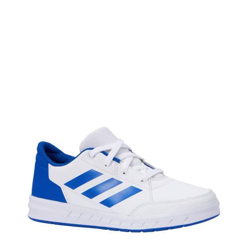 AltaSport sportschoenen wit-blauw
