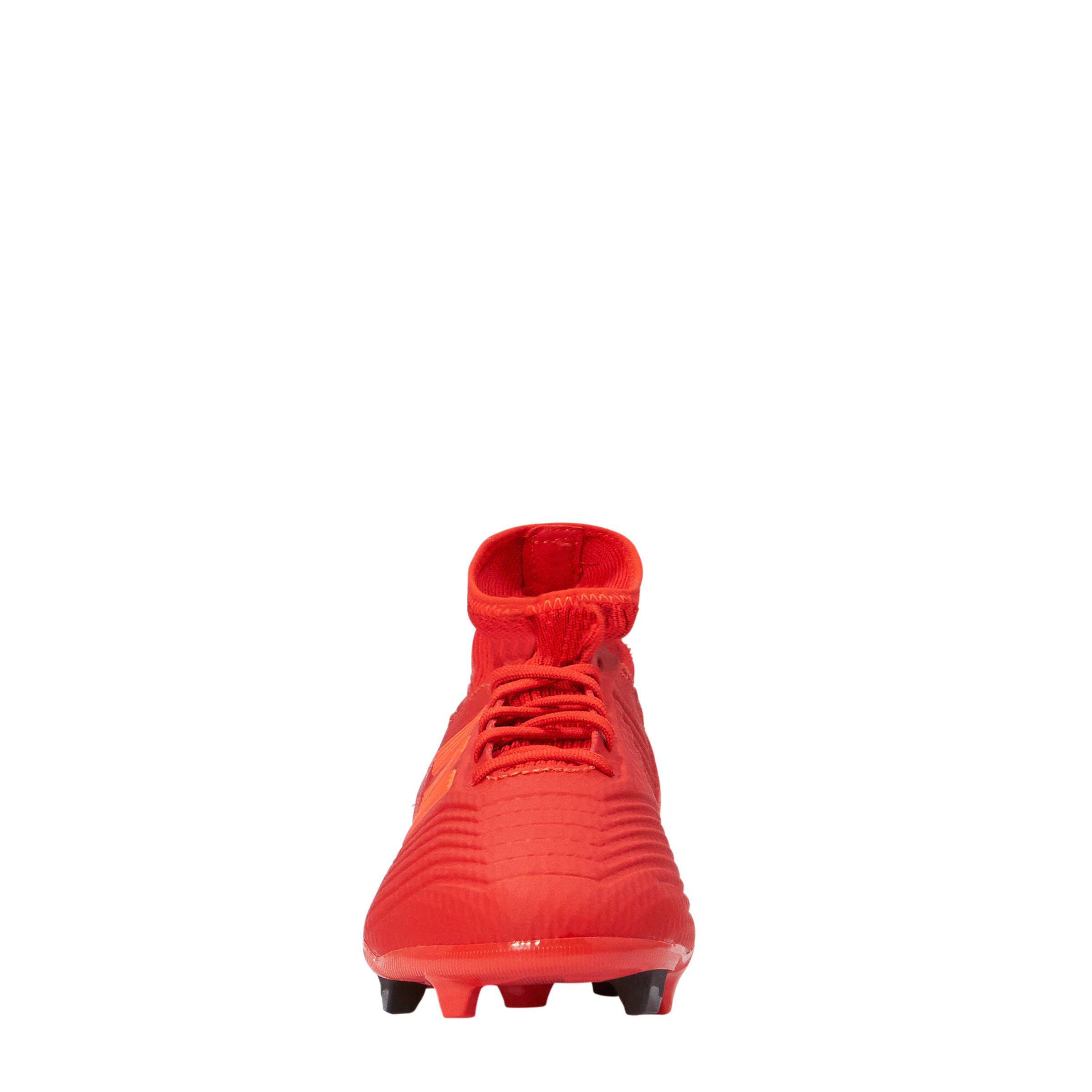 brand new 45915 be70b adidas performance Predator 19.3 FG voetbalschoenen rood  we