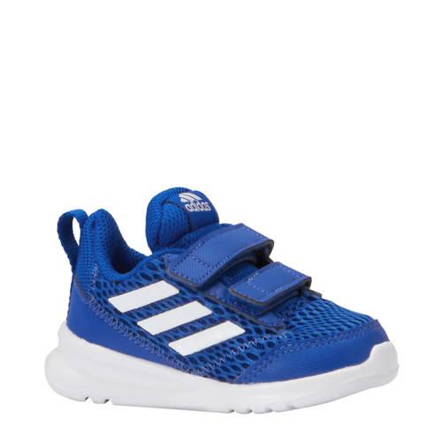 adidas performance AltaRun CF I sportschoenen kobaltblauw-wit
