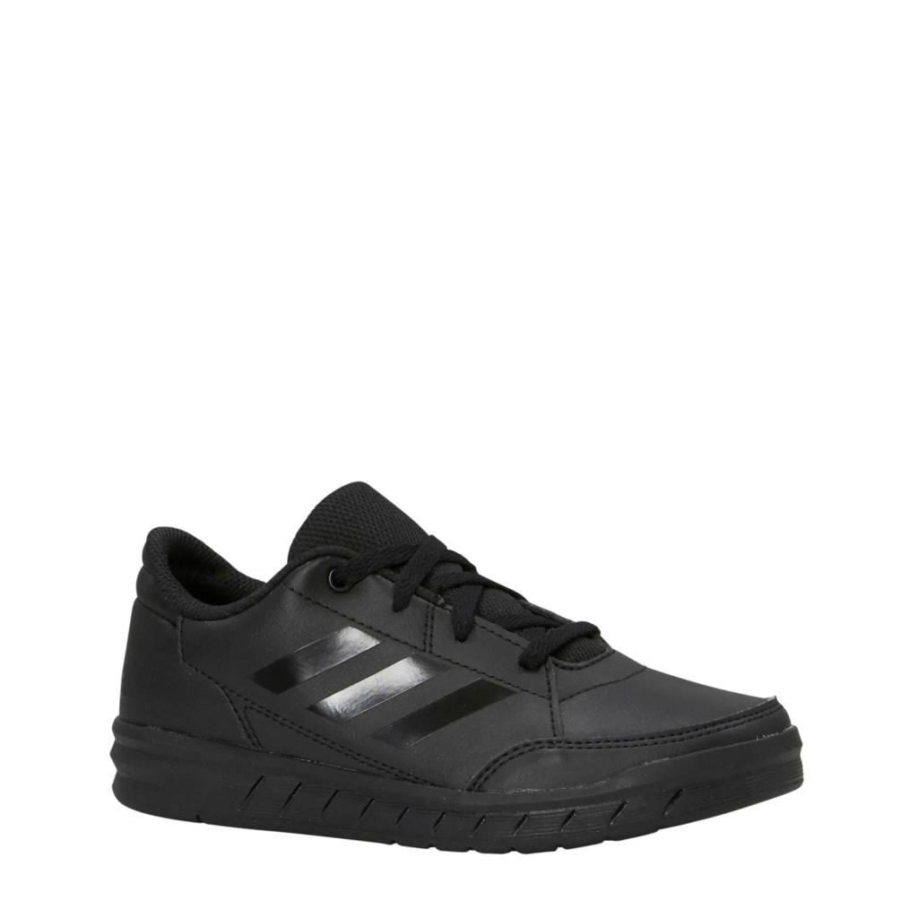 adidas Performance   AltaSport sportschoenen zwart kids, Zwart/Zwart
