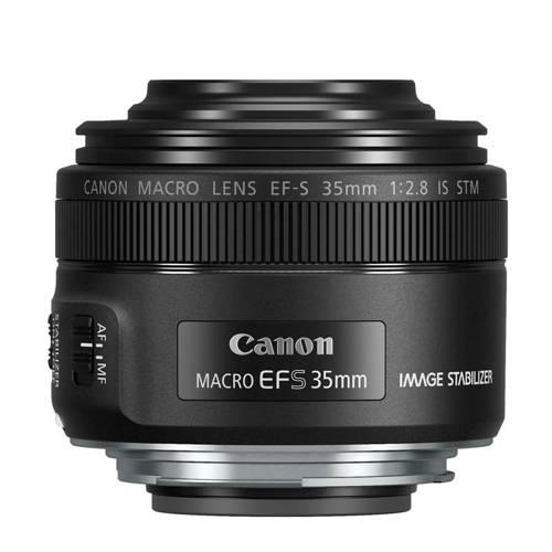 Canon EF-S 35MMF/2.8 M macrolens EF-S 35mm f/2.8 Macro IS STM kopen
