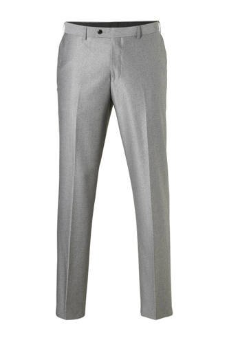 Angelo Litrico regular fit pantalon grijs