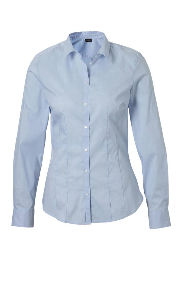 C lichtblauw A blouse YSS gestreepte Shop rBpwqHxB