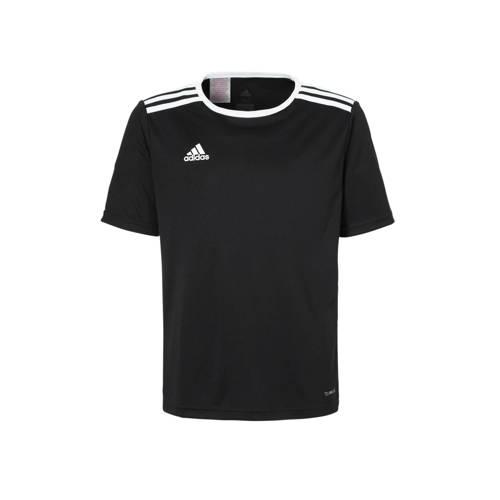 adidas performance sport T-shirt zwart