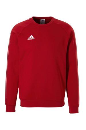 sportsweater Core 18 rood