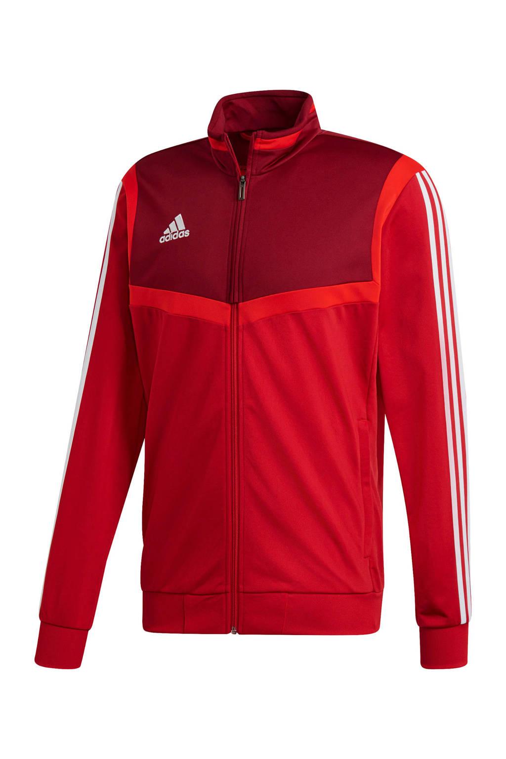 adidas performance   vest rood, Rood