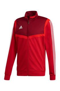 adidas performance   vest rood (heren)