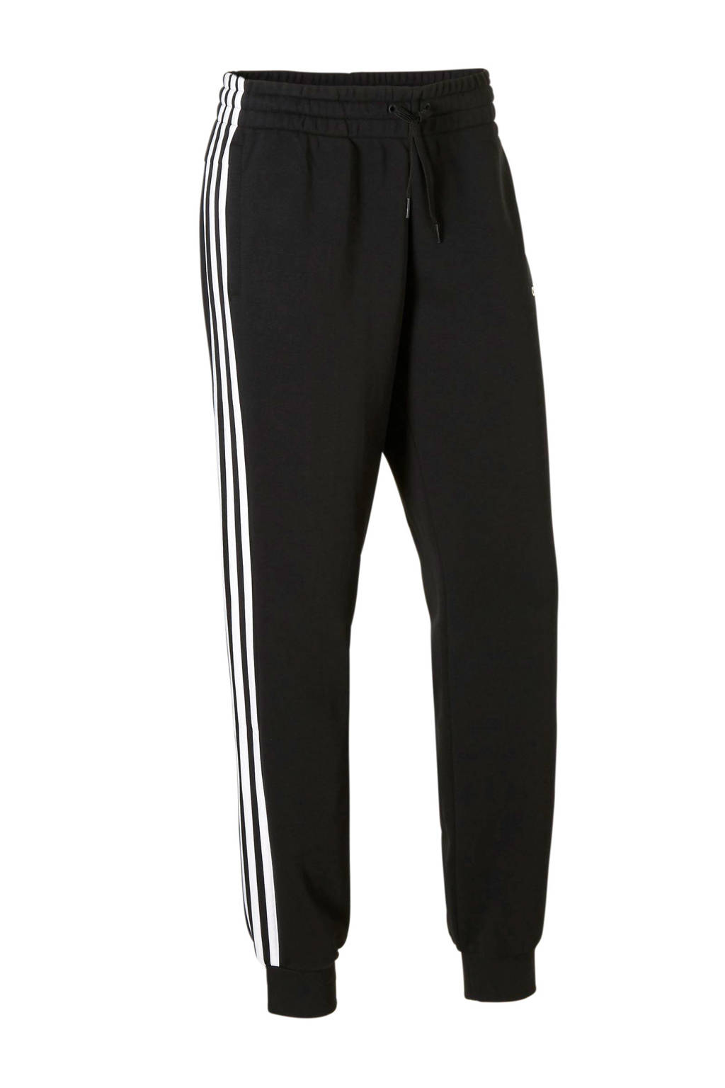 adidas performance joggingbroek zwart, Zwart/wit