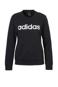 adidas Performance sportsweater, Zwart/wit