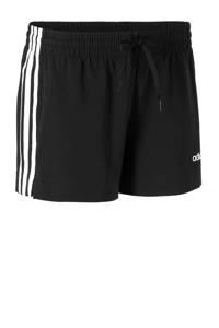 adidas Performance sportshort zwart, Zwart/wit