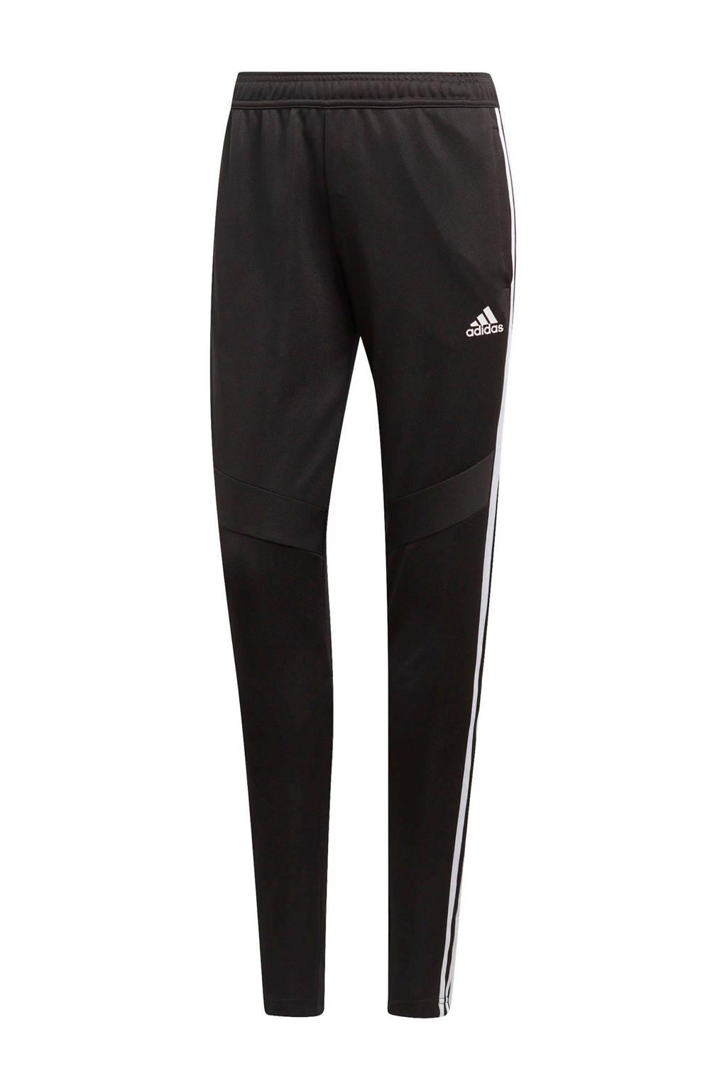 adidas Performance   sportbroek Tiro 19 zwart, Zwart
