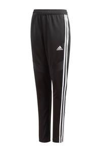 adidas Performance   trainingsbroek Tiro 19 zwart, Zwart/wit