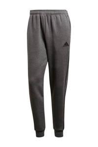 adidas Performance   joggingbroek Core 18 antraciet, Antraciet/grijs