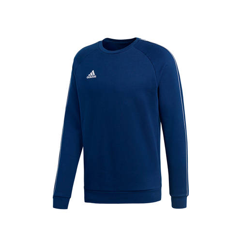 adidas Performance sportsweater Core 18 donkerblau