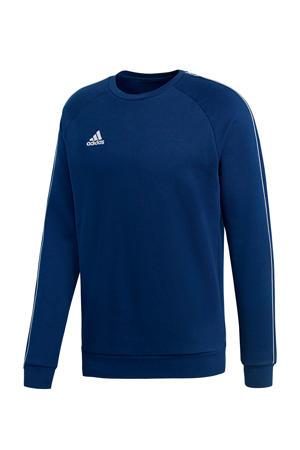 sportsweater Core 18 donkerblauw
