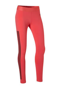 adidas / adidas performance 7/8 sportlegging koraalrood