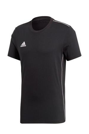 sport T-shirt Core 18 zwart