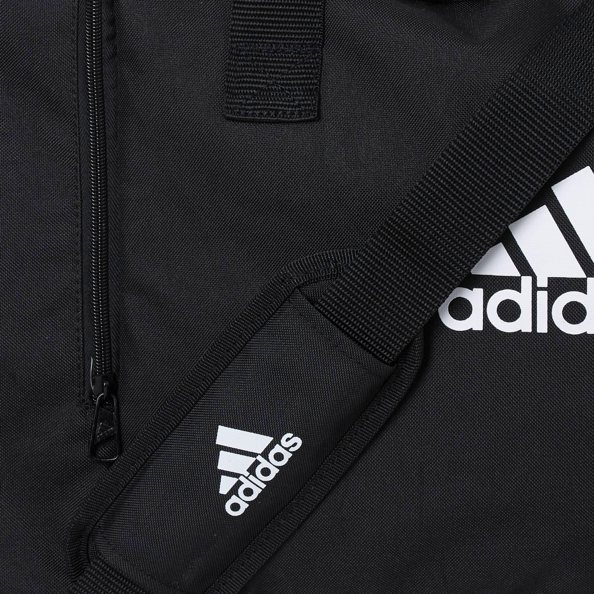 adidas Performance sporttas Tiro DU M zwart   wehkamp