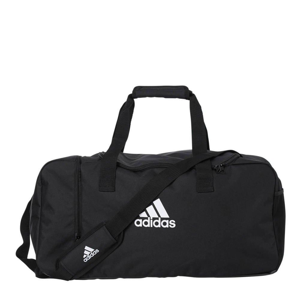 adidas performance   sporttas Tiro DU M zwart, Zwart/wit